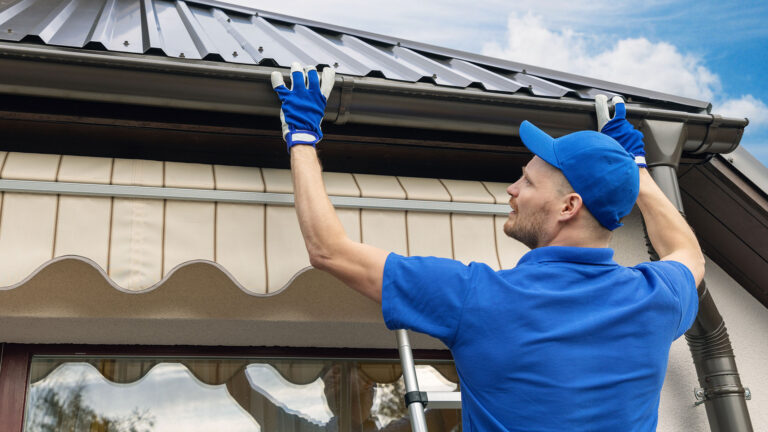 Common Maintenance Steps for Your Commercial Flat Roof